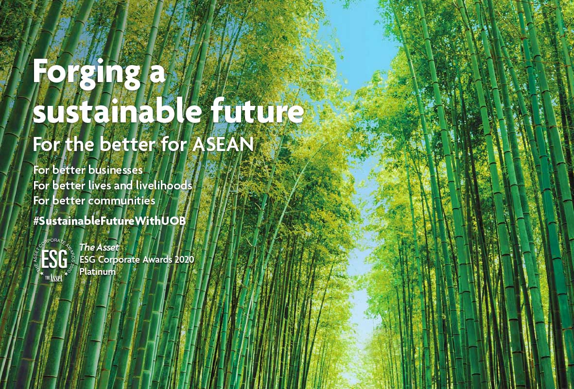 Sustainable Future With UOB