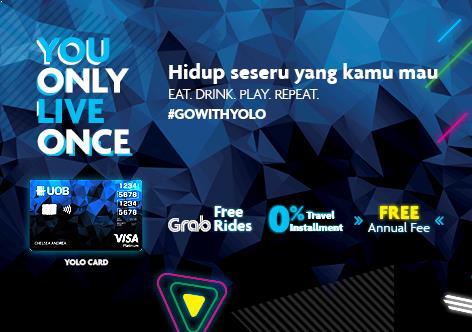 Pilihan Kartu Kredit Uob Indonesia