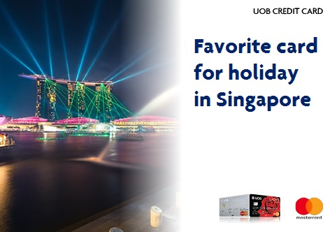 Favorite card for holiday in Singapore
