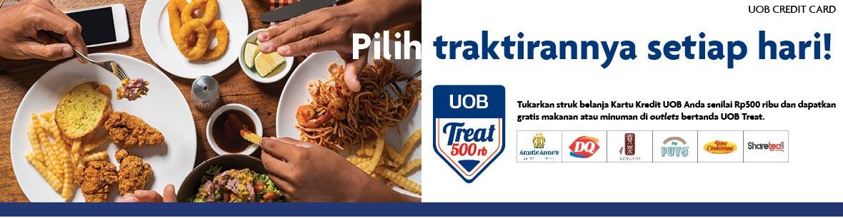 Uob Indonesia Uob Treat Regular