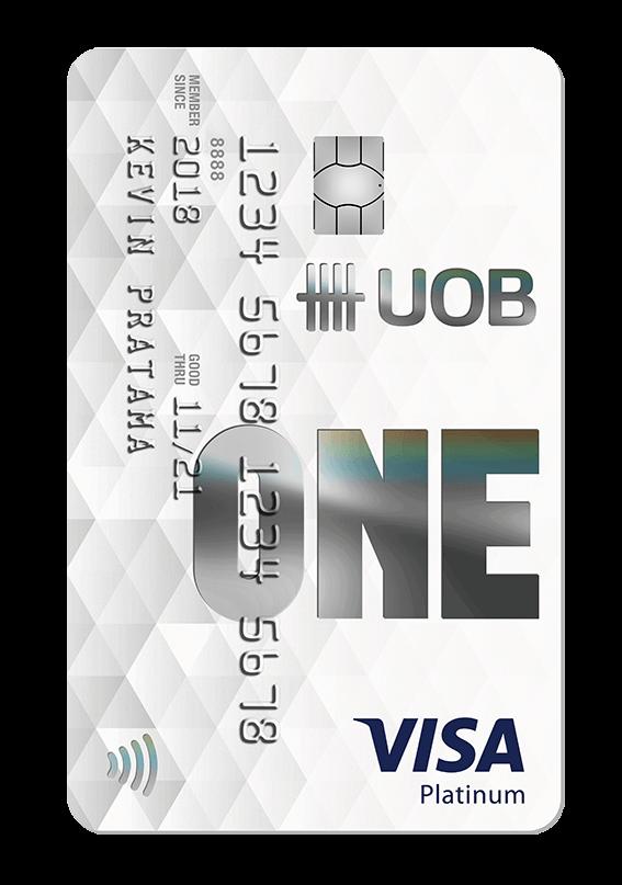 Home Uob One Card