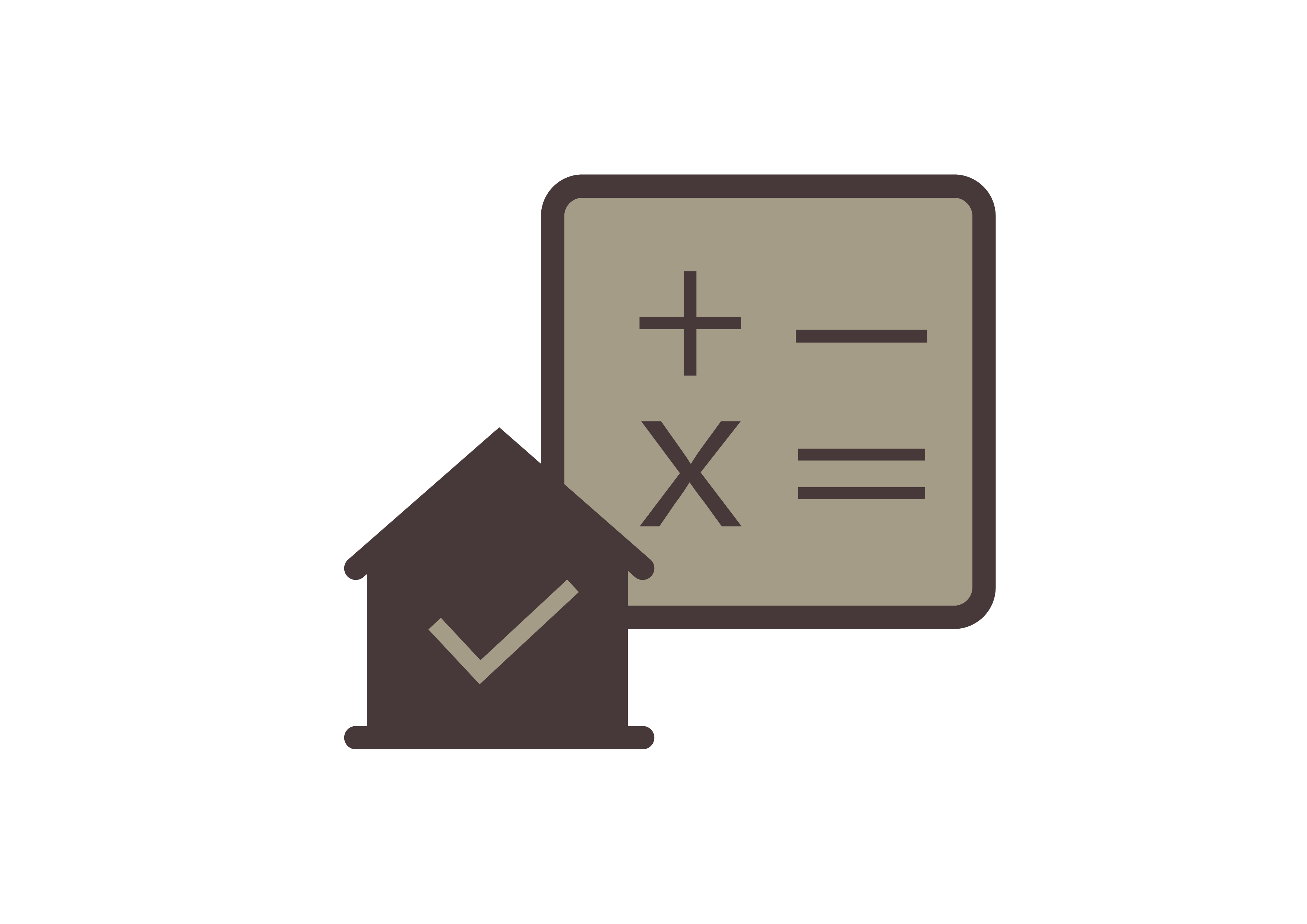 Wealth Calculator menu icon
